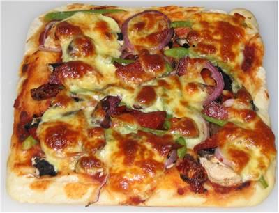 Faits et histoire de la pizza